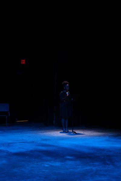 Chorus Singing Performance at Preview Night IMG_4538
