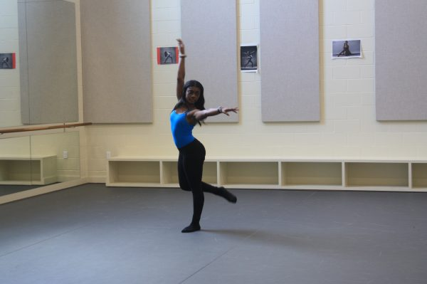 Dancer in the Dance Program