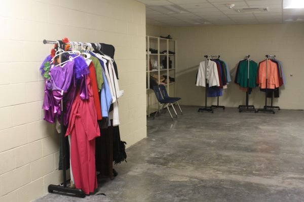 Theater Drama Costumes Backstage