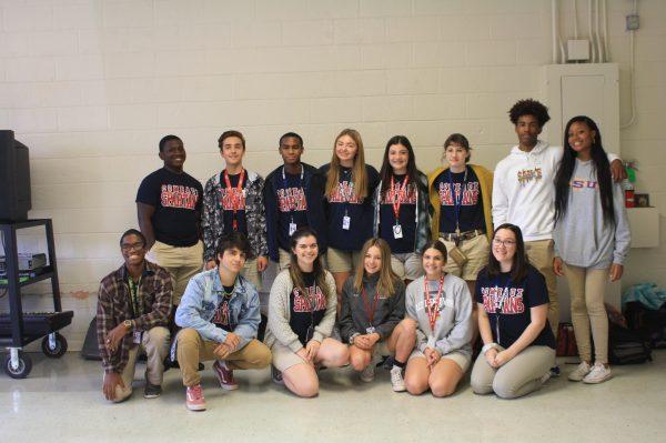 Theater Drama Students