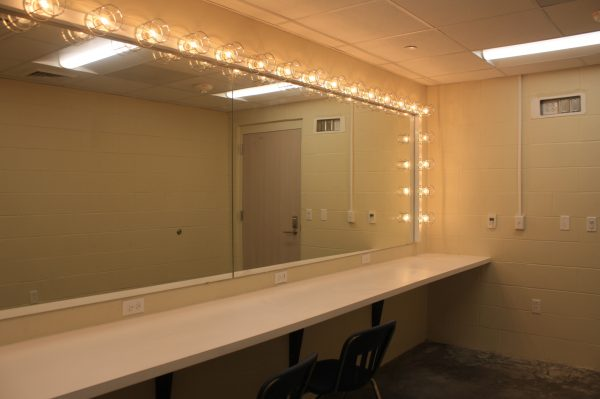 Theater Dressing Room