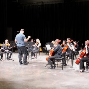 Strings Orchestra Program Preview Night